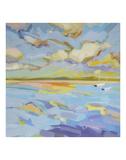 Seascape Triptych (right) Affiches par Kim McAninch