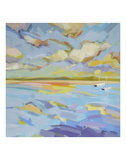Seascape Triptych (right) Posters av Kim McAninch