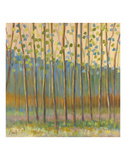 Through Pastel Trees Plakater af Libby Smart