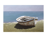 Weathered Boat Prints by Zhen-Huan Lu