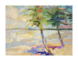 Palms II Prints by Kim McAninch