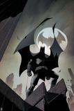 Batman Comics Art Poster