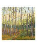 Vista Trees Arte por Libby Smart