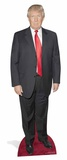 Donald Trump - Red Carpet Cardboard Cutouts