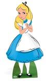Alice in Wonderland - Alice Silhouettes découpées en carton