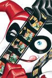 Batman Comics Art Featuring Harley Quinn Prints