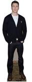 Chris Evans Silhouettes découpées en carton
