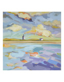 Seascape Triptych (center) Posters av Kim McAninch