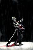 Batman Comics Art Featuring Joker Photo