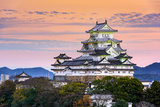 Himeji, Japan at the Castle. Photographic Print by  SeanPavonePhoto