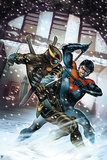 Batman Comics Art Featuring Nightwing Prints