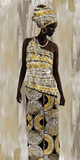 Kanga Giclee Print by Mark Chandon