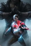 Spider-Man 2099 No. 8 Cover Featuring Man Mountain Marko, OHara, Miguel, Spider-Man 2099 Posters by Francesco Mattina