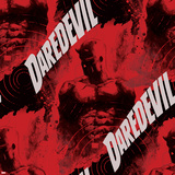 Marvel Knights - Daredevil Pattern Design Posters