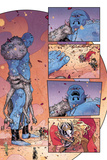 Mighty Thor No. 4 Panel Featuring Laufey, Thor (Female) Prints by Russell Dauterman