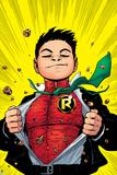 Batman Comics Art Featuring Robin Posters