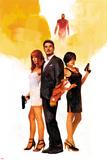International Iron Man No. 1 Cover Featuring Mary Jane Watson, Stark, Tony, Iron Man, Amara Perera Posters by Alex Maleev