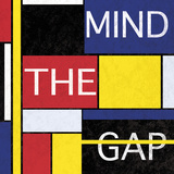 Mind The Gap Giclee Print by Max Carter