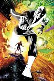 The Infinity Entity No. 1 Panel Featuring In-Betweener, Adam Warlock Posters par Alan Davis