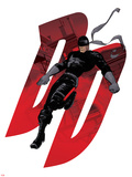 Marvel Knights - Daredevil Art Design Photo