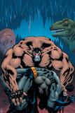 Batman Comics Art Featuring Bane Posters