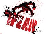 Marvel Knights - Daredevil Art Design Plakater
