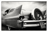 Cadillac Fleetwood Sixty, 1958 Giclee Print by Hakan Strand
