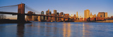 New York Panorama II Giclee Print by Adam Brock