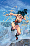 Wonder Woman Comics Art Photo