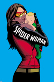 Spider-Woman No. 5 Cover Posters av Javier Rodriguez