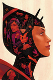 All-New, All-Different Avengers No. 7 Cover Featuring Wasp, Janet Van Dyne Prints by Evan Shaner