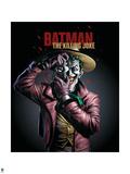 The Killing Joke - Batman Comics Art Featuring Joker Photo