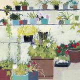 Garden Nursery Giclee Print by Charlotte Hardy