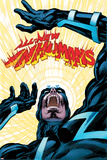 All-New Inhumans No. 5 Cover Featuring Black Bolt Posters by Neal Adams