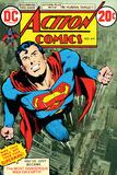 Superman Comics Cover Posters
