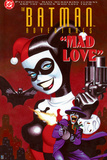 Batman Comics Cover Featuring Harley Quinn Photo