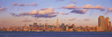 New York Panorama Giclee Print by Adam Brock