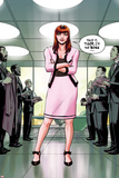 Invincible Iron Man No. 7 Cover Featuring Mary Jane Watson Prints by David Lopez