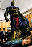 Justice League Comics Art Prints