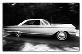 Chrysler Newport, 1966 Giclee Print by Hakan Strand