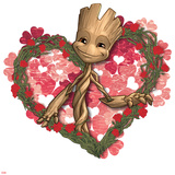 Guardians of The Galaxy Featuring Groot Posters