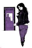 Marvel Knights - Jessica Jones Character Art Photo