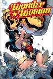 Wonder Woman Comics Cover Posters