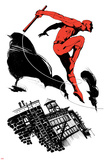 Marvel Knights - Daredevil Art Design Prints