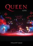 Queen - 2017 A3 Calendar Calendriers