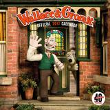 Wallace and Gromit - 2017 Calendar Kalendáře