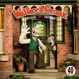 Wallace and Gromit - 2017 Calendar Kalendrar