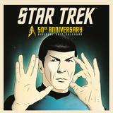 Star Trek: 50th Anniversay - 2017 Calendar Kalenders
