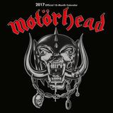 Motorhead - 2017 Calendar Calendarios
