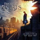Fantastic Beasts And Where To Find Them - 2017 Calendar Kalendáře